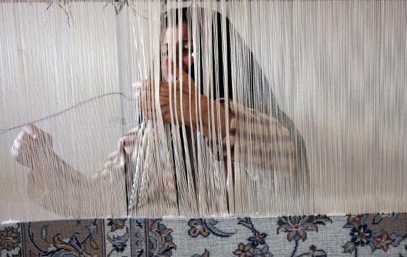 نتیجه تصویری برای نمایشگاه فرش دستباف یزد